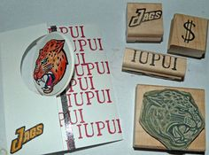 #undefined #iupui #jags #stampinup My Undefined stamps and projects