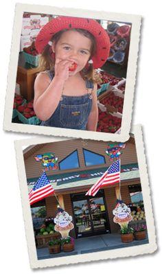 Gaffney Market « Strawberry Hill U.S.A.