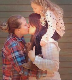 Our kids will have two moms :). #lesbians