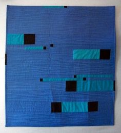Wowcarn - blue quilt in bad light