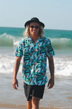 Mens Hawaiian Shirt - It's a TOUCAN PARTY! 100% cotton. We have exact matching mens cotton shorts also for full PARTY KIT!  #hawaiianshirt #hawawaiianshirts #partyshirt #alohafriday #toucanparty #luaushirt #cruisewear #islandstyleclothing #partykit