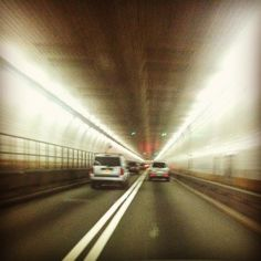 Sort of a bridge - Holland Tunnel