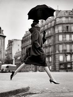 Paris on a rainy day...