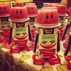 Halloween robot treats :)