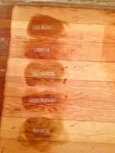 how to refinish wooden furniture