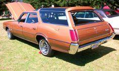 '72 Olds Cutlass Vista Cruiser