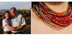 Environmentally Sustainable Jewelry Handcrafted by the Maasai Women of Africa