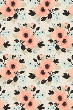 pretty floral pattern