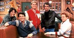 TV Show Happy Days 1970's