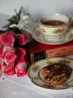 The Charm of Home: Valentine's Day Tea