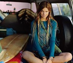 Image detail for -Tiny Lights - A fashion Style Blog: Little Surfer Girl