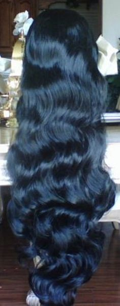 CUSTOM MADE To order Full Lace Front Wig 26 by GoddessTreasureLand, $139.99