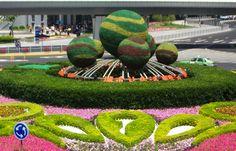 Shanghai jardin diferent