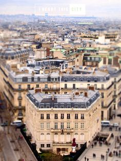 Parisian rooftops (via http://brightbazaarblog.com)
