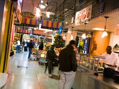 Midtown Global Market (Minneapolis, MN): I love grabbing lunch here - so many different world cuisines to choose from.