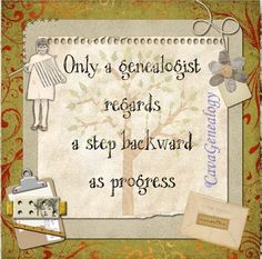 only a genealogist ( #genealogy #quote)
