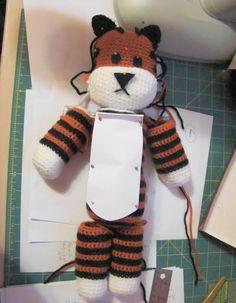 FREE crochet pattern for Hobbes
