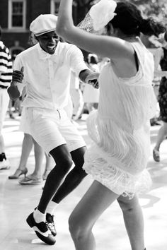 Jazz-Age Dance Party, Governors Island, NY (The Sartorialist)