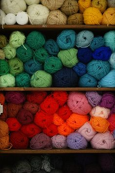Wool and wool and wool...