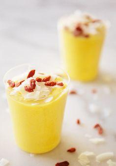 mango_pineapple_smoothie  #bestsmoothie #vegasmoothie