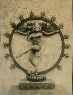cosmic danc, ted shawn, god, shiva, ziegfeld folli, ziegfield folli, public libraries, blog, dance