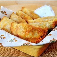 Spicy Chicken Empanadas! - Enjoy :)