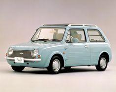 Nissan PAO - 1987