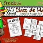 Are you looking for a simple emergent reader text to celebrate Cinco de Mayo? This emergent reader text is available as a free product.  It include...