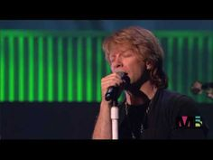 Bon Jovi   Hallelujah   Love this song sung by anyone but Bon Jovi does a great version.