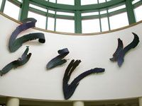 Lighter Knots by Jack Casey. Located in the #USF College of Education.
