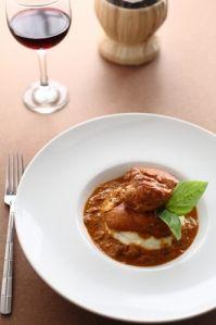 Hungarian Braised Chicken