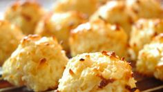 """CLICK PIC  2x for Recipe....  ...In A Minute Macaroons... ...Recipe by George Stella... ...For tons more Low Carb recipes visit us at """"Low Carbing Among Friends"""" on Facebook"""