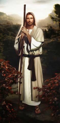 The Savior, Jesus Christ