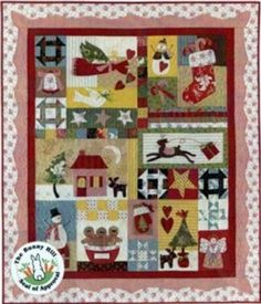 Lily Quilt - Pattern Book