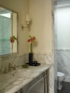 Pictures - Parisian Style Townhouse - Bathroom - Architizer