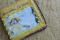 baby birthday book