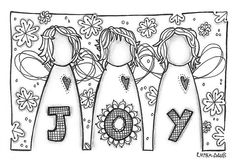 Angels of Joy