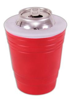 The Red Cup Kool Koozie.  Keeps your drink icey cold!