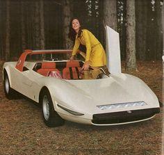 1968 Alfa Romeo Stradale P33