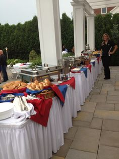Mays Landing Golf & Country Club Catering Services - Fraser Catering Gourmet Take-Away Fourth of July BBQ - Margate