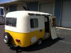 13' Boler Travel Trailer   Redding, CA   Fiberglass RV's For Sale