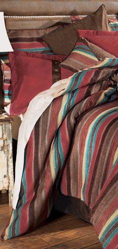 Western Espuelas Bed Set | Western Bedding Collection