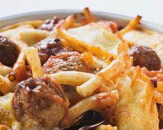 Baked Pasta with Two Cheeses 1 pound ziti or mostaccioli pasta 1, 26 ...