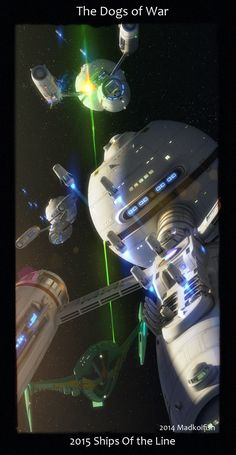 Ships of the Line 2015 by rushedart on deviantART