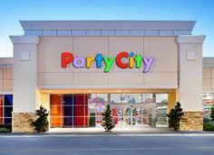 Party City I Love You