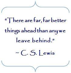 Love CS Lewis.
