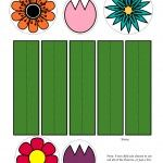 Flower Pot Craft and  Activity Page
