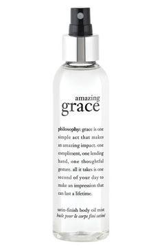 philosophy 'amazing grace'...   $26.00