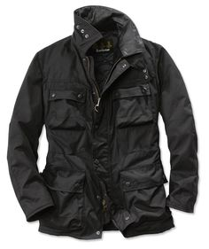 Barbour Surtees Waxed Jacket