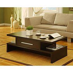 Interesting coffee table design